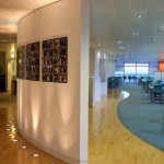 Interiors for Westminster Partitions. Client L'Oreal